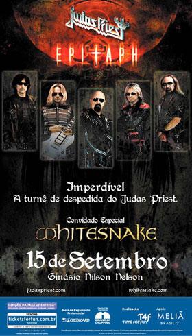 Judas Priest + Whitesnake
