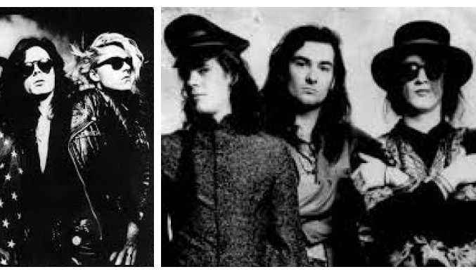 Mundo Rock - Sisters of Mercy + The Mission