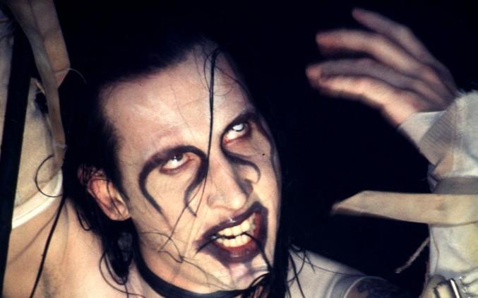 Marilyn Manson in Concert at Roseland - 1996