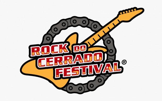 Rock do Cerrado Festival (logomarca)