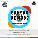 Canção Demodè (flyer)