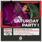 Saturday Party (flyer fixo)