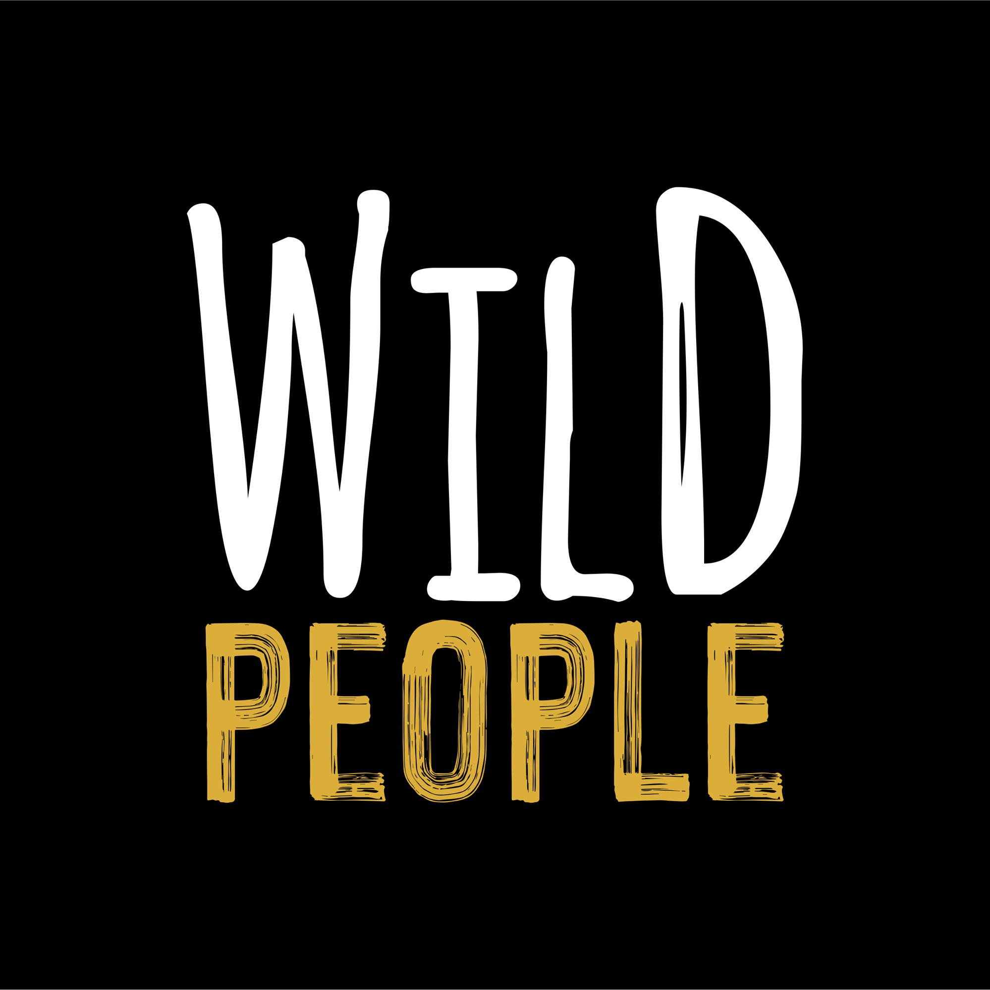 Logo Wild People
