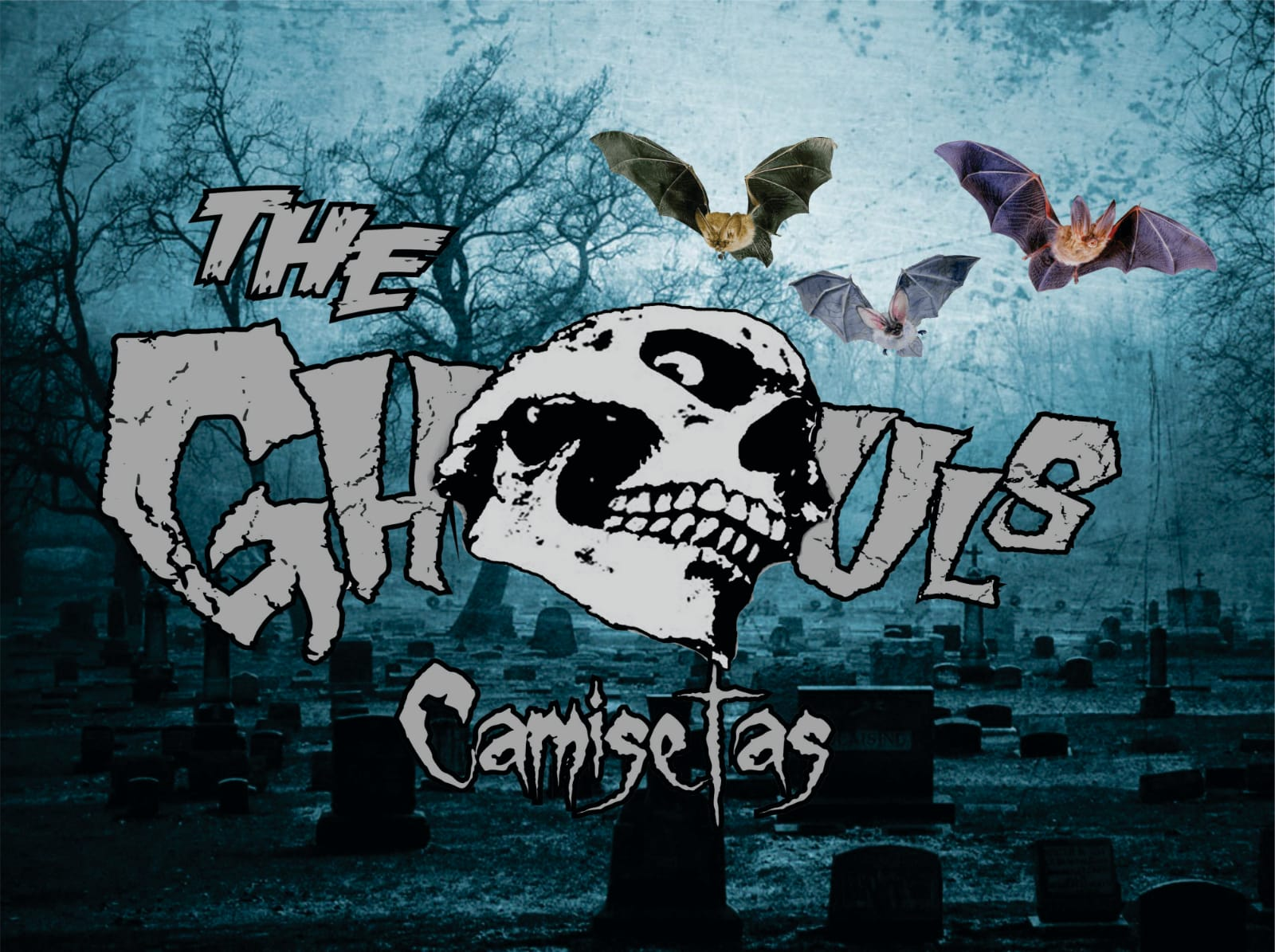 The Ghouls Camisetas