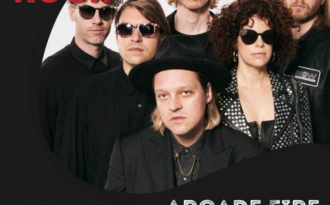 Mundo Rock - Arcade Fire