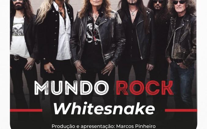 Mundo Rock - Whitesnake